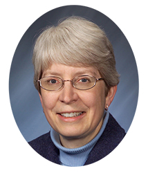 Past Interim President Margaret Dahlberg