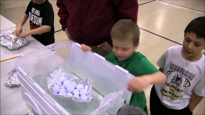 Edgeley Public School - Family Engineering Night