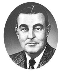 Past President Eugene Henry Kleinpell