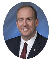 Current VCSU President Alan D. LaFave