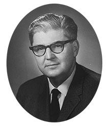 Past President Roscoe Leonard Lokken
