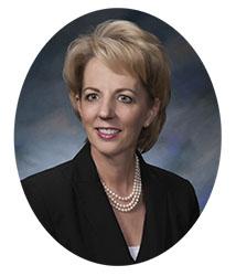 Past President Tisa A. Mason