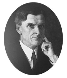 Past President George A. McFarland