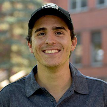 VCSU alumnus, Orin Rambow