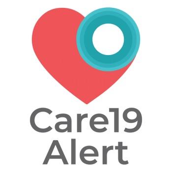 Care19 Alert App logo