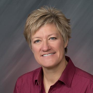 Jill DeVries, Director for Athletics