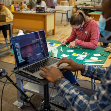 Digital Design Classroom