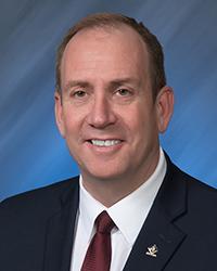 Dr. Alan LaFave, VCSU President
